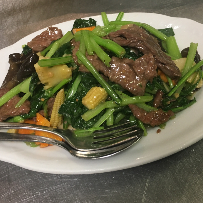牛 / Rundvlees gerechten