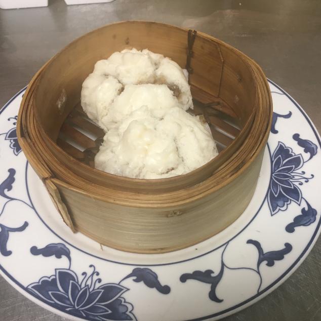 叉烧包-Cha Siew bapao
