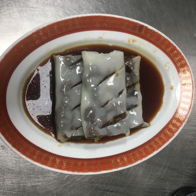 牛肉肠粉Flensjes met rundvlees  tot 17:00