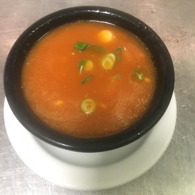 番茄汤tomatensoep
