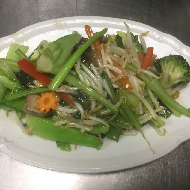 斋雜菜Chinese groente mix vegetarisch