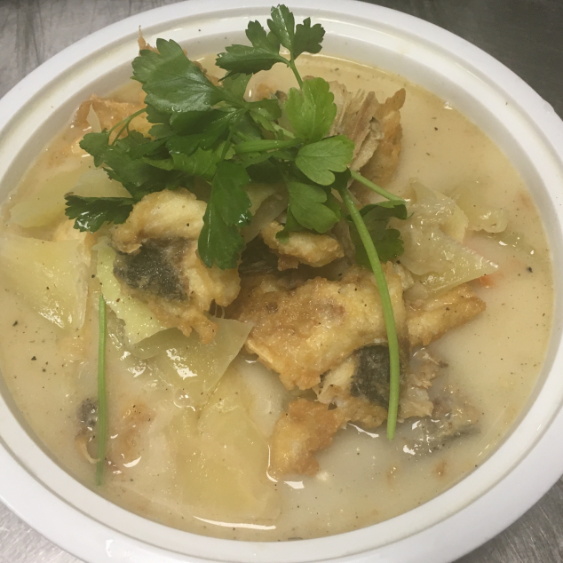 酸菜鱼Zuurgroente met vis
